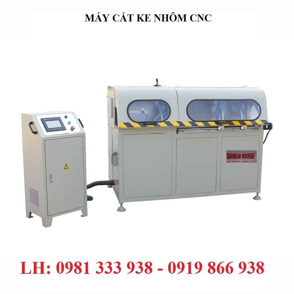 máy cắt ke cửa nhôm tự động CNC
