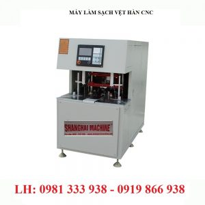 máy làm sạch vệt hàn CNC