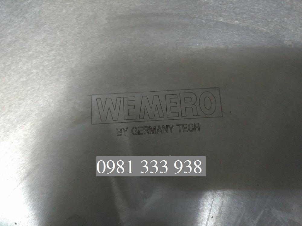 lưỡi cắt nhôm d450 wemero 2